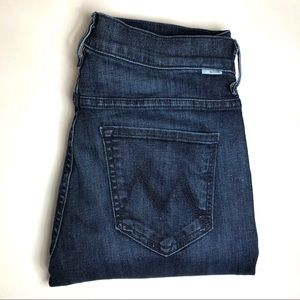 Mother The Insider Crop Twilight Magic Jeans